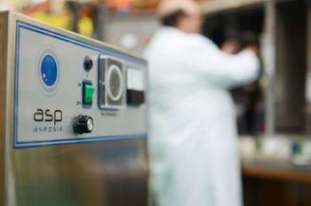 Generadores de ozono para producir agua ozonizada, un desinfectante sin residuos