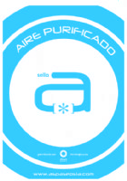 SELLO ASP: AIRE PURIFICADO