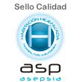 Sello de Calidad de Asp Asepsia para Hoteles